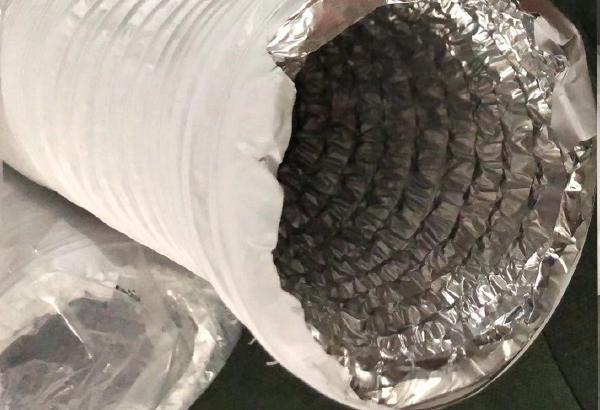 白色PVC单管