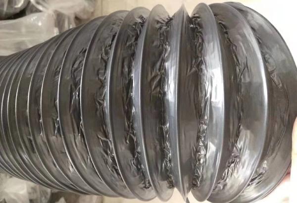 黑色PVC单管