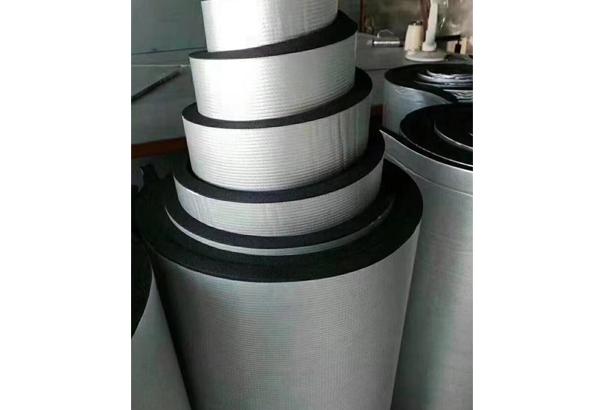 压花铝箔橡塑板